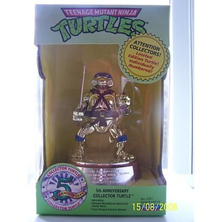 5th Anniversary Teenage Mutant Ninja Turtles