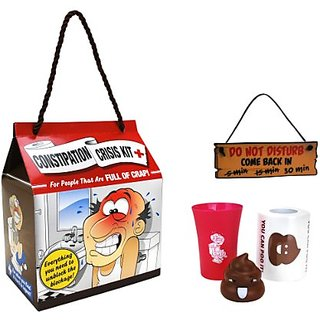 BigMouth Inc Constipation Crisis Kit