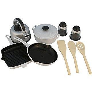 WeGlow International Home Sweet Home Kitchen Cooking Play Set