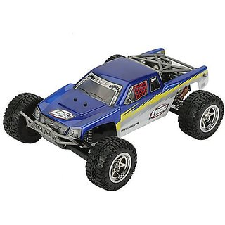 Team Losi Mini-Desert RTR Truck (1 18 Scale), Blue