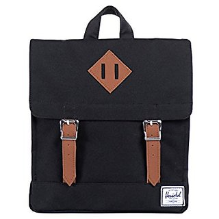 Herschel Supply Co. Survey Kids, Black, One Size