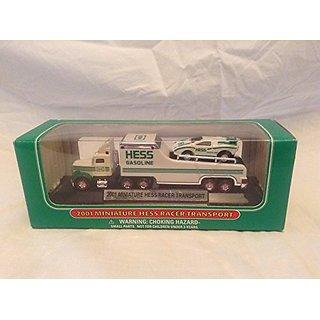 2001 Miniature Hess Racer Transport