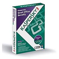Kaspersky Small Office Security 10+1
