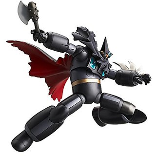 [Amazon.co.jp Limited]Legacy-of-Revoltech OVA Shin Getter Kaiyodo Revoltech Super Poseable Action Figure Black Getter LR