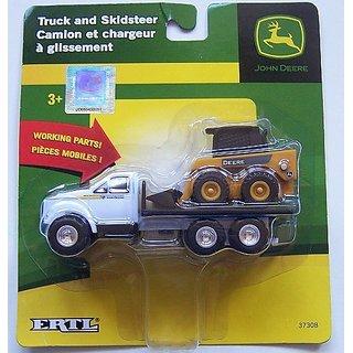 John Deere Truck and Skidsteer