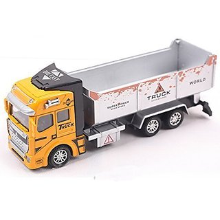 Ueasy High Performance Powerful Streamlined Alloy Model Toy Engineering Vehicle Toy Truck