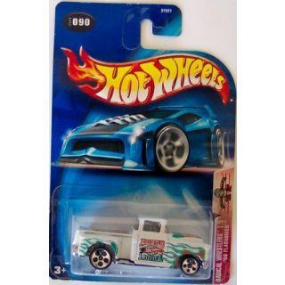 Hot Wheels 2003 Radical Wrestlers 56 Flashsider Truck 1 5 WHITE 090