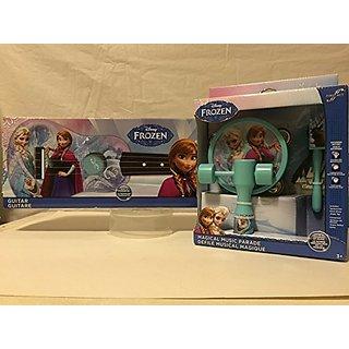 Disney Frozen Guitar AND Disney Frozen Magical Music Parade