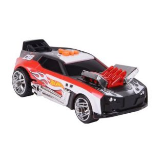 Toy State - Hot Wheels - Flash Drifter - Light and Sound Twinduction