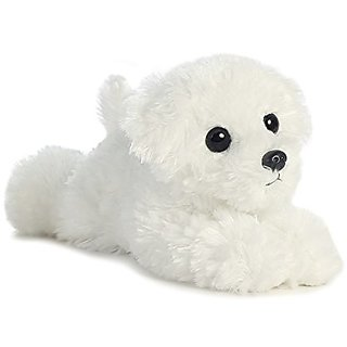 Snow Ball Bicon Frise Mini Flopsie 8