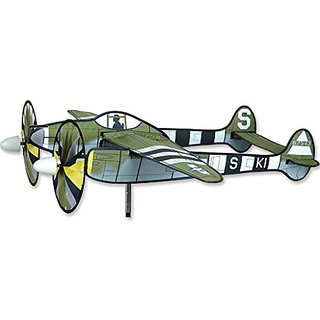 Airplane Spinner - P-38 Light
