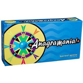 Anagramania Intermediate Edition Board Game