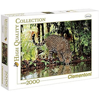 Leopard 2000 Piece Jigsaw Puzzle
