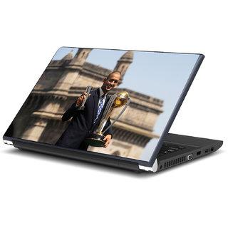 MS Dhoni Laptop Skin by Artifa LS0682