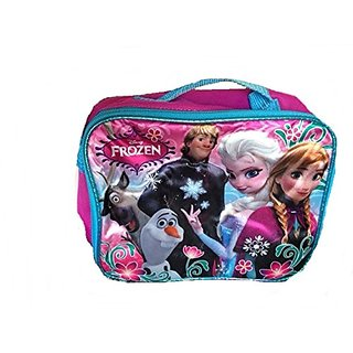 Disney Frozen Characters Lunch Tote