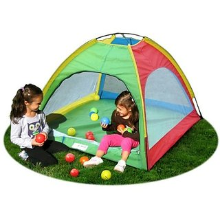 Giga Tent Ball Pit Playhouse Play Tent