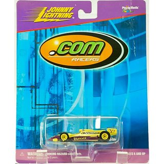 1999 - Playing Mantis - Johnny Lightning - .com Racers - #99 Yahoo! Indy Car - 1 of 6 Racers - Out of Production - Very