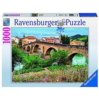 Ravensburger Puente la Reina, Spain Puzzle (1000-Piece)