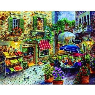 Contentment a 1000-Piece Jigsaw Puzzle by Sunsout Inc.