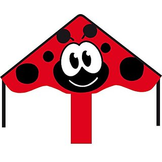 HQ Kites Simple Flyer Ladybug Kite, 33