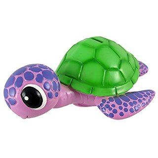 Purple Green Sea Turtle Piggy Bank Coin Money by Private Label