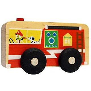PBS Kids My Little Scoots Firetruck