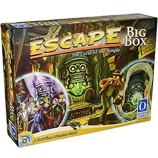 Escape Big Box Family Dice Board Game