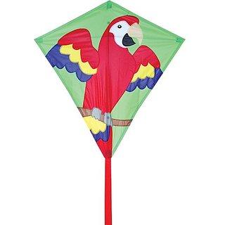 Rudy the Macaw Diamond Kite