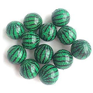 Yunko 12 Bouncy Balls High Bouncing Balls 1.18 Inch, Watermelon