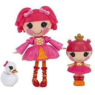 Lalaloopsy Mini Littles Tippy Tumblelina and Twisty Tumblelina Doll