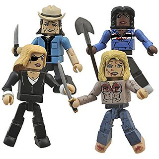 Diamond Select Toys Kill Bill: Deadly Vipers Minimates Box Set Action Figure