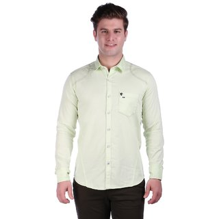 Donear NXG Mint Coloured Casual Shirt