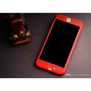 APPLE I PHONE 6 AND 6S 360' I PAKY (RED)