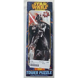 Star Wars Tower Puzzle (50 Pieces)