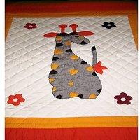 Designer Patchwork AC Quilt Or AC Comforter