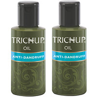 Trichup Anti Dandruff Oil (100ml X 2) (Pack Of 2)