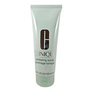 Clinique Exfoliating Scrub for Unisex, 3.4 Ounce