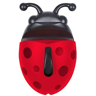 Boon Bug Pod Bath Toy Scoop,Red (Discontinued by Manufacturer)