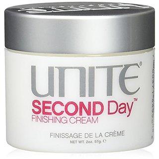 Unite Second Day Finishing Cream, 2 Fluid Ounce