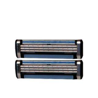 Cooldry Razors CDR M3 -- Worlds Longest Lasting Gillette Mach3 Compatible Replacement Razor Cartridges