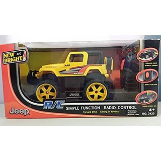 New Bright Ram Truck Simple Function Radio Control
