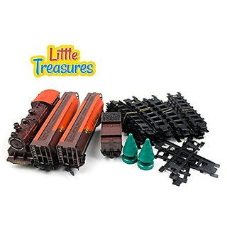 Train and tracks the Latest Style Design sleek Train Play toy set - for boys and girls for exciting fun