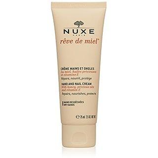 NUXE Rve de Miel Hand and Nail Cream, 2.5 oz.