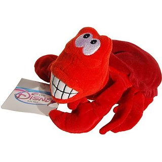 The Disney Store Mini Bean Bag Sebastian 8