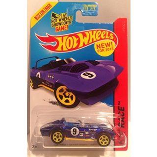 2015 Hot Wheels HW Race Track Aces Corvette Grand Sport Roadster 179-250