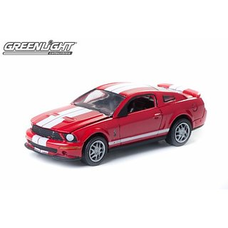 2006 FORD SHELBY GT500 CONCEPT ZINE MACHINES SERIES ONE 1:64 Scale 2011 Limited Edition Greenlight Collectibles Die-Cast