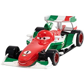 Disney-Pixar Cars Francesco Bernoulli Vehicle