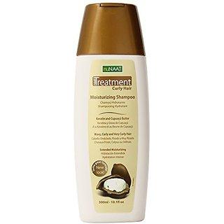 Nunaat Treatment Moisturizing Shampoo, 10.1 Ounce