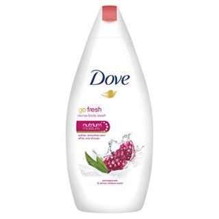 Dove Go Fresh Revive Pomegranate Body Wash 500ml