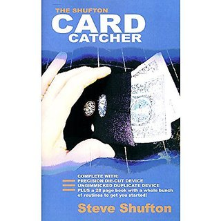 MMS Card Catcher by Steve Shufton - Trick